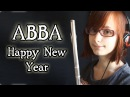Abba - Happy New Year Flute cover