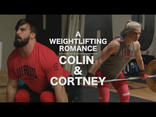 Colin Cortney | A Weightlifting Romance | JTSstrength.com