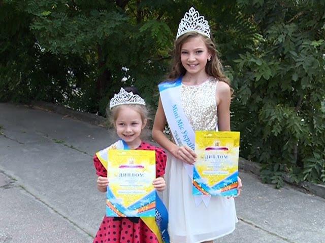 Юні моделі LS Models з Коломиї перемогли на конкурсі «Міні Міс Україна 2016»