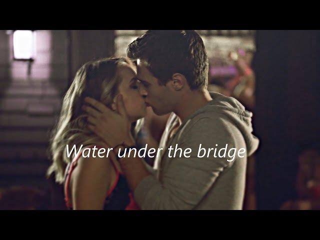 Josh and andie water under the bridge