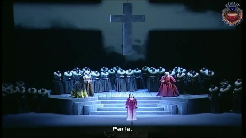 Gaetano Donizetti - Maria Stuarda - Act II (Teatro Carlo Felice, 17.05.2017)