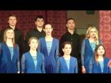 Майолика (хор СГАСУ) - выступление (3 песни)