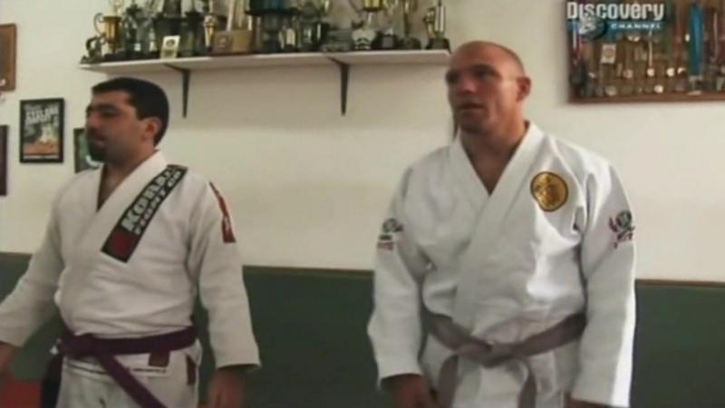 Тайны боевых искусств 8: Бразильское джиу-джитсу - Бразилия