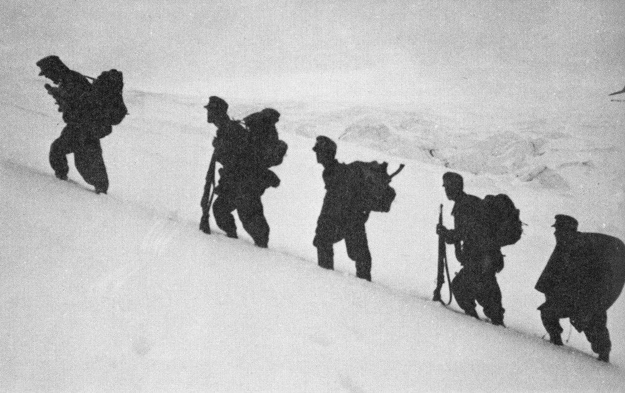 Норвегия, 1940 г.