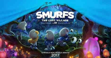 Smurfs The Lost Village Torrent