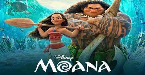 Moana in Hindi Dubbed Torrent