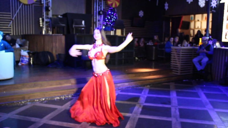 Потрясный танец Сашули