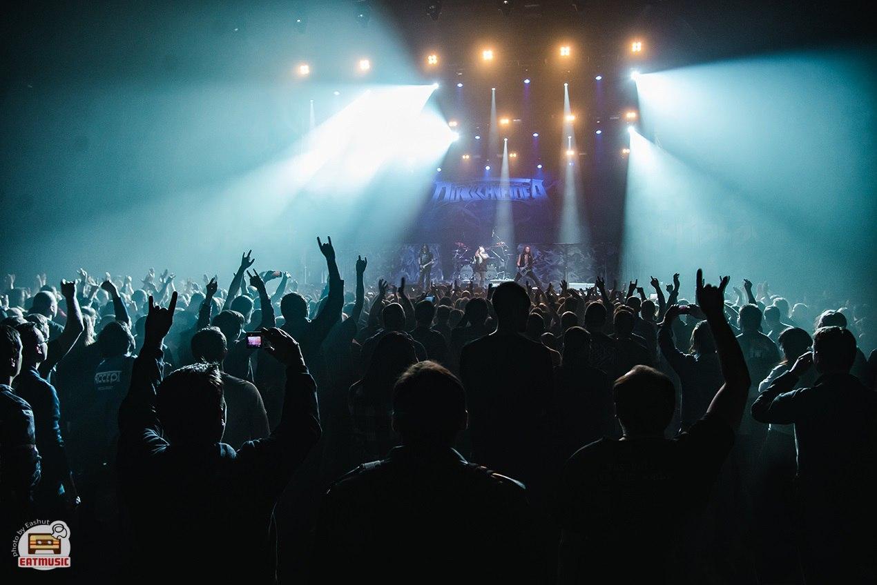 V юбилейный фестиваль «АРИЯ-FEST» в Stadium: репортаж, фото Екатерина Шуть