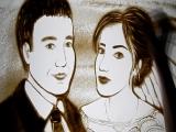 Сказочная Love Story для Евгения и Тамары