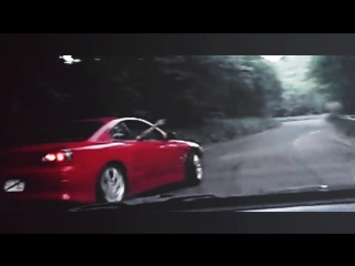 Drift Vine | Nissan Silvia s15 at Akagi Touge in Japan