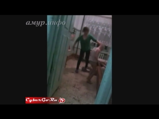(16 ) В амурском интернате жестоко избивали детей!