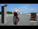 Pol Espargaro быстрейший в первый день в Misano