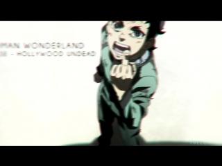 Born to live __ Deadman Wonderland
