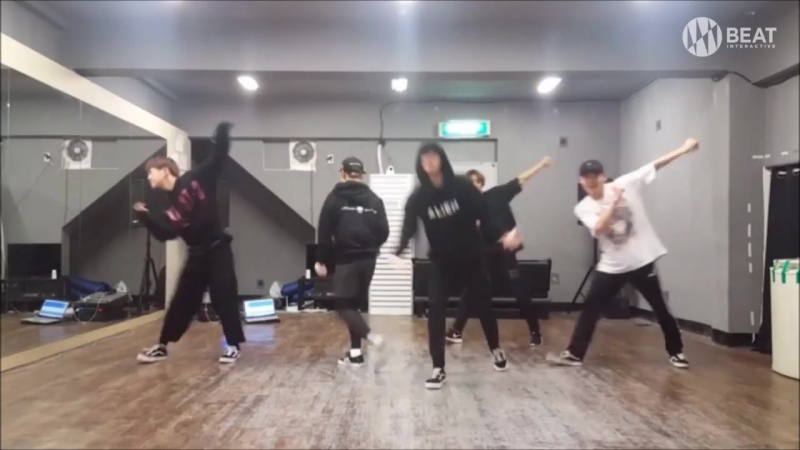 [Replay] H.O.T - 캔디(Candy) Dance practice 2일차 (by A.C.E 에이스)