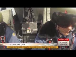 Высший пилотаж «Аллигатора»: кадры из кабины вертолета Ка-52