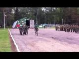 Строевая песня солдат из Анголы