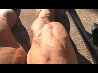Milan Sadek - Ripped Legs
