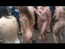 The Brighton 2016 Naked Bike Ride part5 [Warning Contains Full Frontal Nudity]