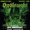 ONSLAUGHT | Moscow 18.03.2017