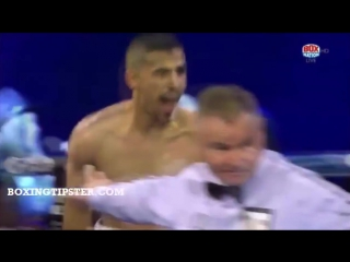 The story of cocky Rashid Kassem being humbled by Joe Murray!