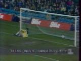 55 CL-19921993 Leeds United - Rangers FC 12 (04.11.1992) G