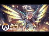 Mercy | Animated Wallpaper - Overwatch