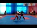 20.05.16  Нокаут без удара. Чемпионат России по кикбоксингу, финал до 74 кг.