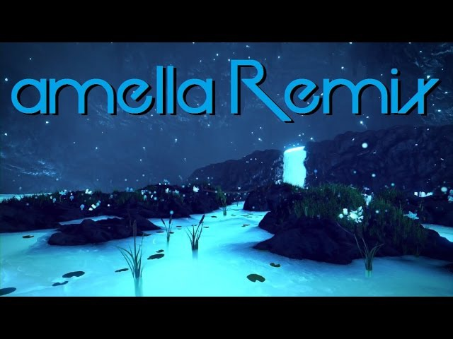 Undertale - Fallen Water (amella Remix)