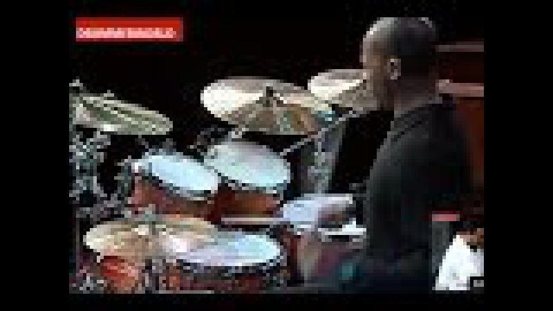 Nathaniel Townsley Funky Drums PART II