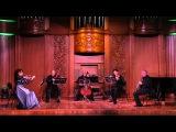 ПЕНЗАКОНЦЕРТ - Струнный квартет «Премьера» и А.Казаков (кларнет) (концерт Квинтеты)