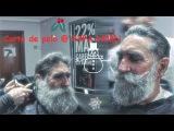 Corte de Pelo y Barba @ Papa Noel Haircut &amp Beard Barbero Mick