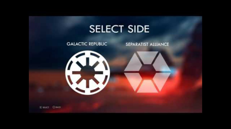 Star Wars Battlefront 2 Concept Art Clone Wars Era Heroes and Maps
