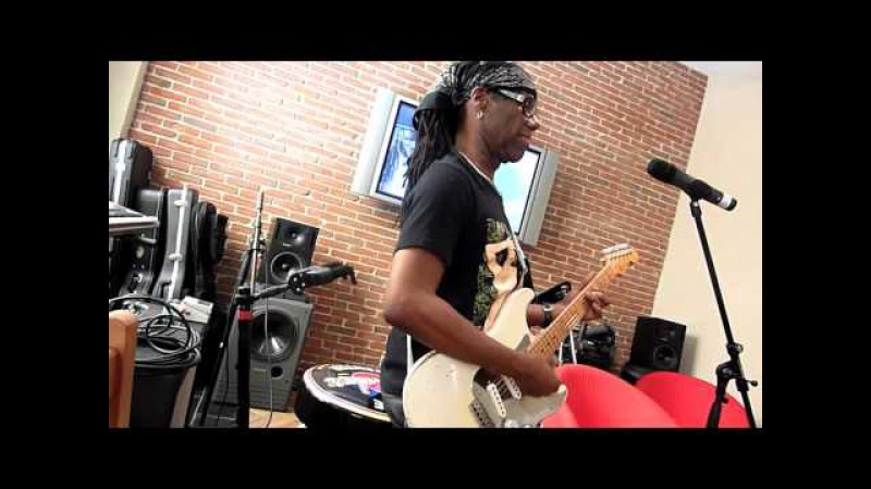 Nile Rodgers Masterclass complete version Paris 2010