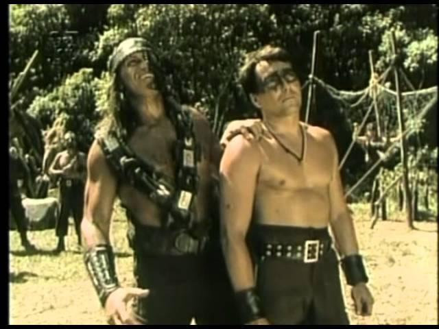 1988Os Herois Trapalhoes Uma Aventura Na Selva