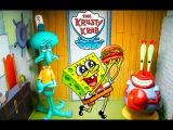Идем в Красти Краб! - Let's go to the Krusty Krab!