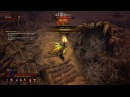 Diablo III - Reaper of Souls Xbox One Walkthrough Part 31 Waterlogged Passage