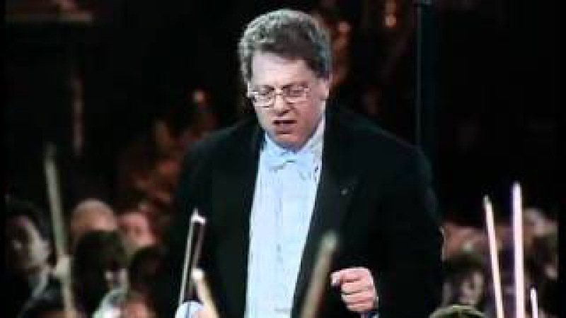 Sir Gilbert Levine conducts Beethoven Symphony No. 9, Mvt. 4