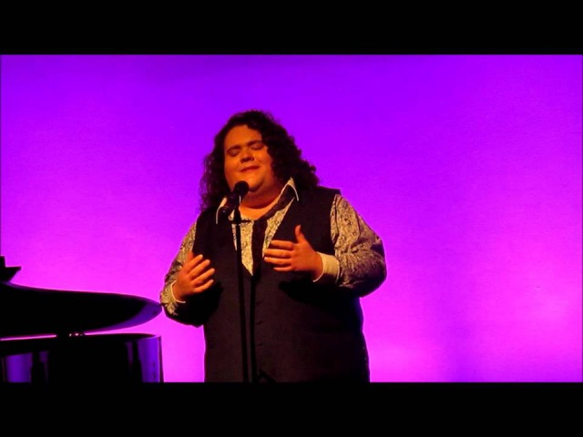 Jonathan Antoine Panis Angelicus The Tabernacle, London Believe Tour 19 Jan 2016