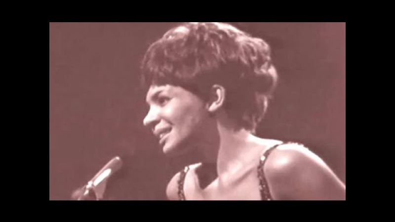 Shirley Bassey - As I Love You / A Lot of Livin' To Do (1966 Show Of the Week)
