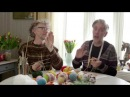 How to knit Easter eggs - by ARNE CARLOS