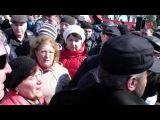 Задержания на митинге 8 апреля