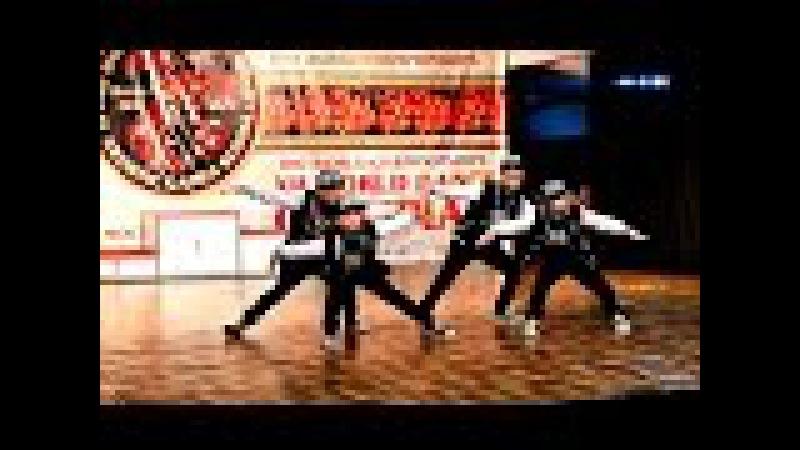 DANCE CRAFT Studio - World Dance Olympiad 2015 (Moscow) Стрит шоу - малая группа