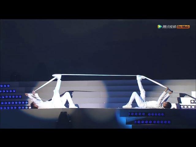 X玖少年团上海演唱会 XNINE Shanghai Concert 20170402 郭子凡 夏之光《大鱼》