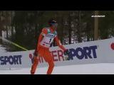 Лыжник из Венесуэлы Адриан Солано