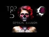 NYX Face Awards Russia 2016 TOP 5 Оптическая Иллюзия  Катерина Крылова Nameless Makeup