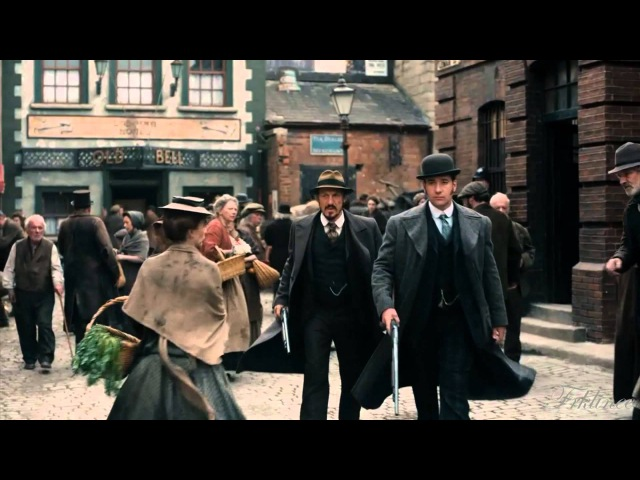 Ripper Street - The Peace of Edmund Reid