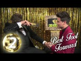 Best Food Forward - Dayl Cronin &amp Des Cahill - 15th Jan 2017 - Dancing With The Stars Ireland