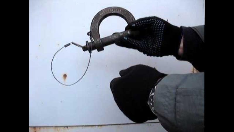 Военный шакл Millitary shakle