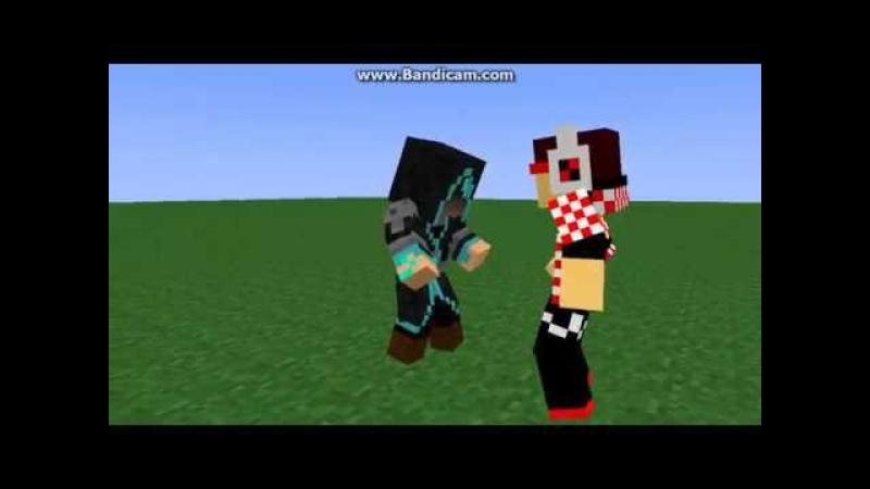 Битва (Flack_JK vs MrFrost)