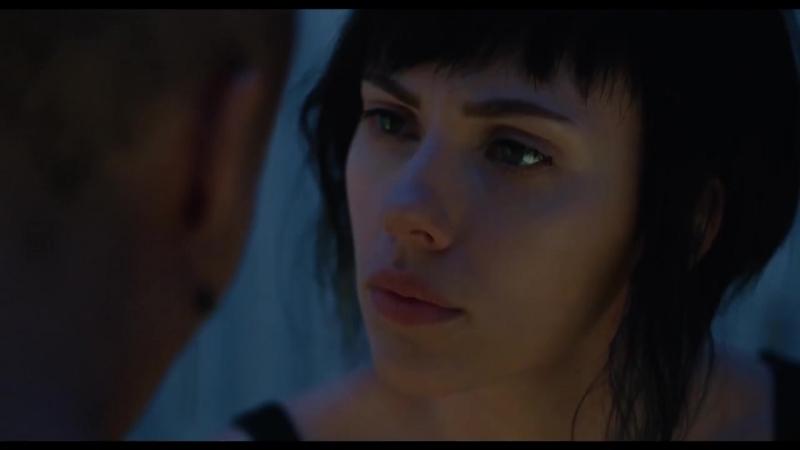 Ghost in the Shell 1-5 - official teaser trailer (2017) Scarlett Johansson